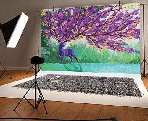Buy wallpaper scenery deer