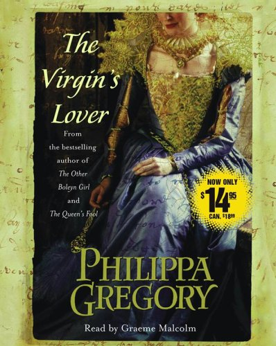 The Virgin's Lover (Boleyn) by Brand: Simon n Schuster Audio