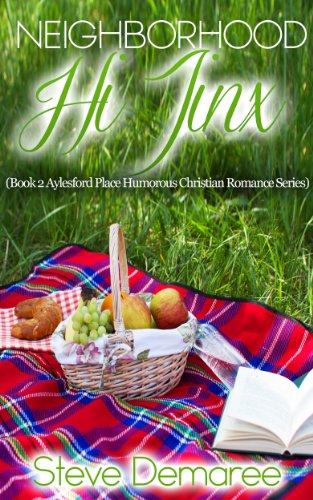 book cover of Neighborhood Hi Jinx