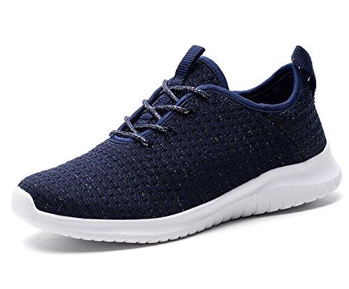 TIOSEBON HK2111 M Navy Sneaker Donna 2111 x1SvH
