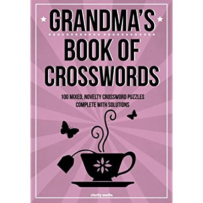 grandma book of crosswords