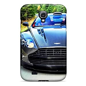 Flexible Tpu Back Case Cover For Galaxy S4 - Aston Martin Db9