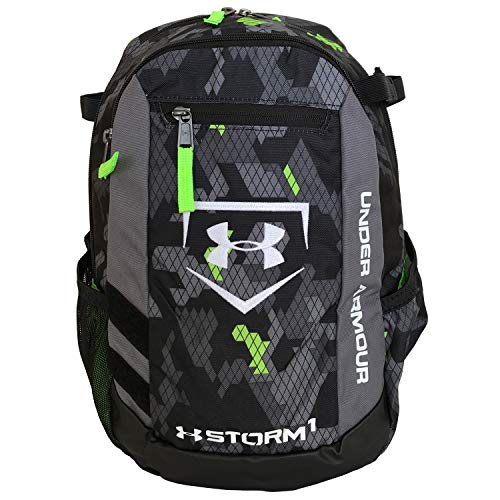 Under Armour Hustle Jr. Digi-Camo Youth Baseball Backpack Bag