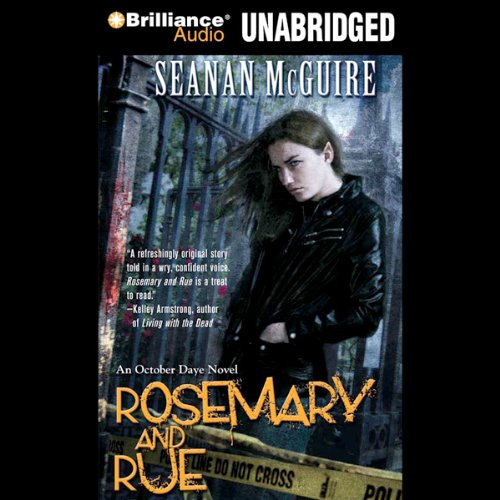 Bargain Audio Book - Rosemary and Rue