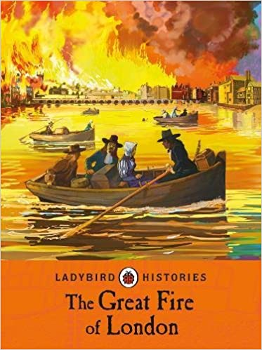 Image result for great fire of london book ladybird