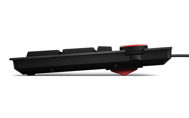 Das Keyboard 4 Professional Soft Tactile MX Brown Mechanical Keyboard (DASK4MKPROSIL) by Das Keyboard (Image #3)