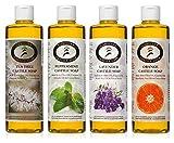 Cheap Castile Soap Variety Pack – 4 – 16 Oz Bottles – Carolina Castile