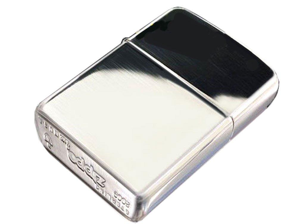 Zippo 【ジッポー】 純銀 (スターリングシルバー) アーマー (ARMOR) #26 ミラー B001E5GB9E