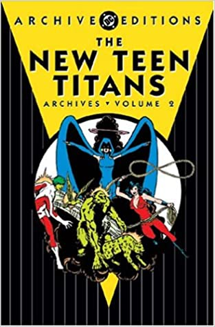 the new teen titans archives