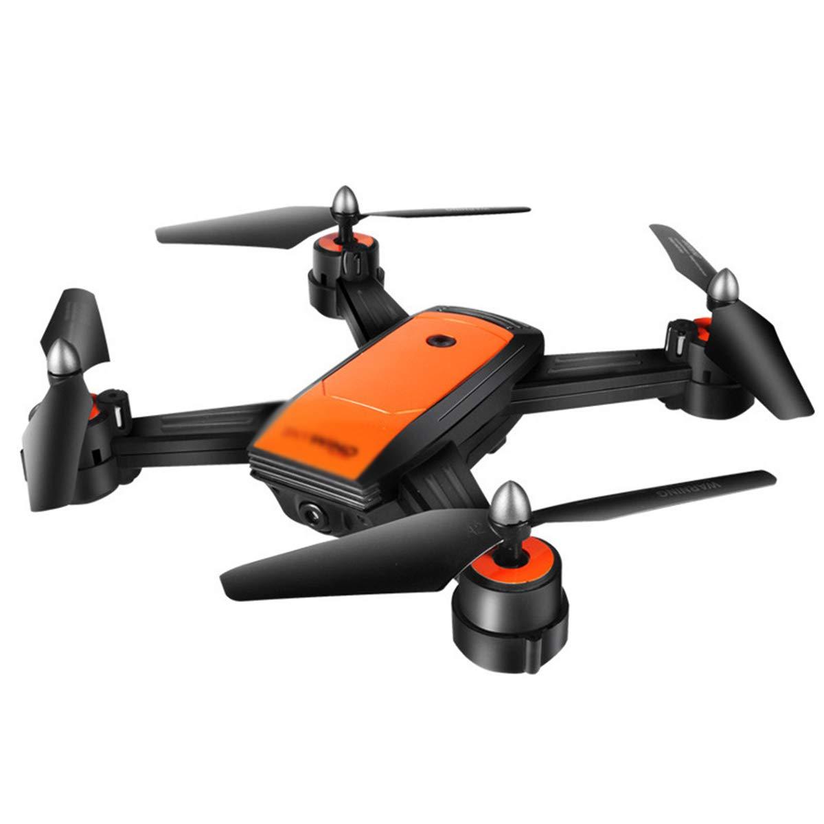 BNMZXNN X34 a Quattro Assi Drone, Gesto Foto Streamer Posizionamento Telecomando Doppio velivolo, Aereo HD,arancia-30  5  30cm