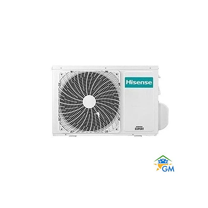51C5BRj5KJL Aire acondicionado, climatizador Inverter. Tecnología DC Inverter; Gas ecológico R32. Bomba de calor + Deshumidificador / Calefacción y refrigeración.