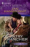 The High Country Rancher, Jan Hambright, 0373888929