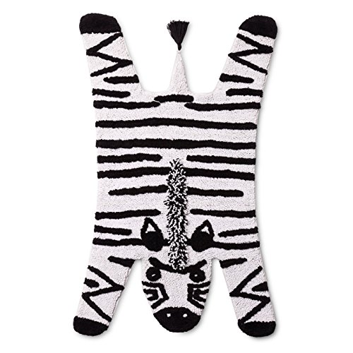 (Zebra Accent Rug - Pillowfort)