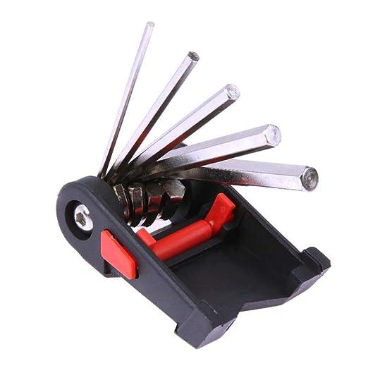 Universal Tretlager Fahrrad Kurbelabzieher Sechseck Reparatur Werkzeug Set DE