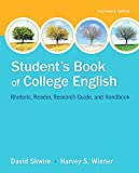 Student's Book of College English 14th Edition
