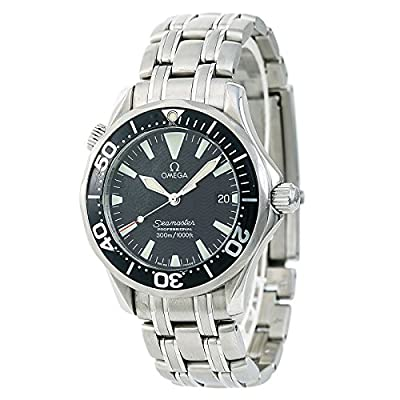 Omega Seamaster Quartz Male Watch 2262.50.00 (Certified Pre-Owned) by Omega