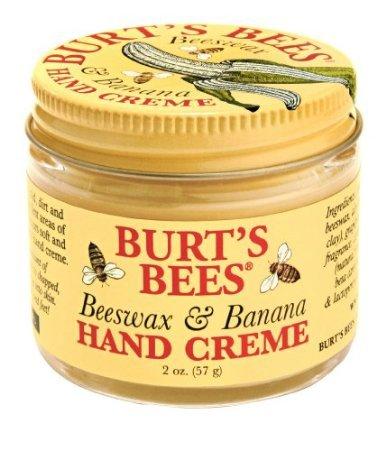 Burt's Bees Beeswax & Banana Hand Crme, 2 Ounces (Pack of 2)