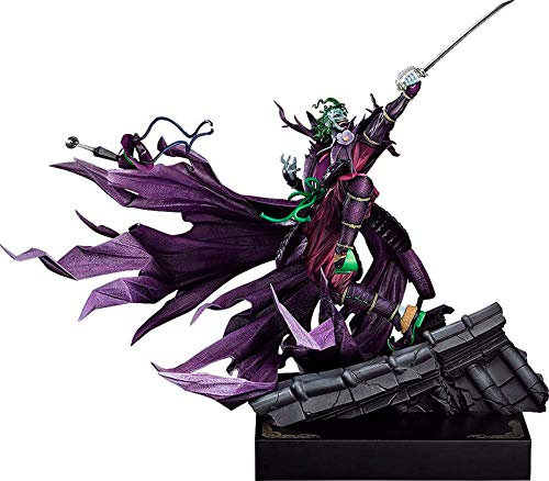 Amazon.com: Good Smile Batman Ninja: Sengoku Joker (Takashi ...