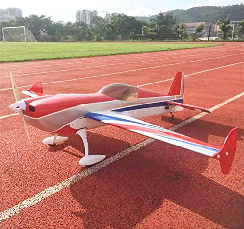 (HAIKONG PAU 60 inch Extra 300sp Electric Lightweight Wood Fixed-Wing RC Aircraft 3D Airplane Model ARF Airplane)