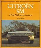 Citroen SM, Jeff Daniels, 085045381X
