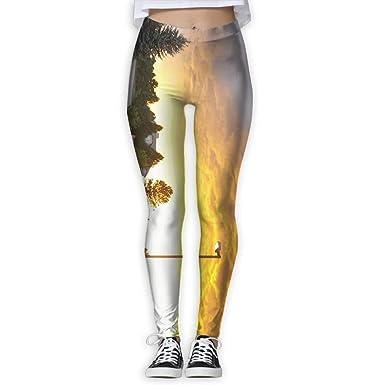 Yoga Pants,Workout Leggings,Women/Girl Yoga Pant Colorado ...