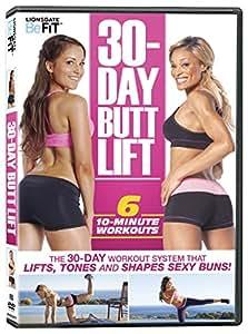 BeFit: 30-Day Butt Lift [DVD]
