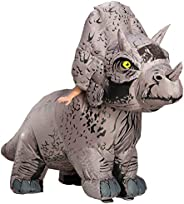 Rubie's Adult Official Jurassic World Inflatable Dinosaur Cos