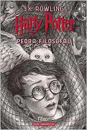 Harry Potter e a Pedra Filosofal - Edicao Comemorativa dos 20 ...
