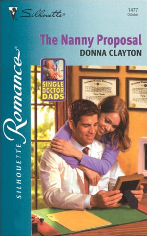 book cover of The Nanny Proposal