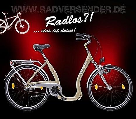 26 pulgadas Mujer City Bike Bicicleta Shimano Nexus 3 marchas Easy ...
