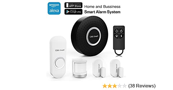 Amazon.com: OXA Smart Wifi Home and Business Security ...