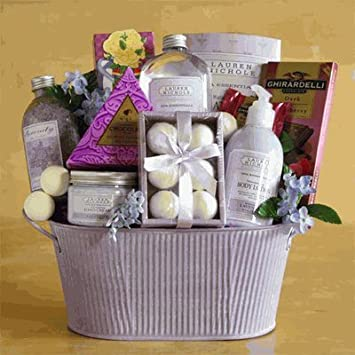 Lavender Luxury Spa Experience Mothers Day Gift Idea Valentines For Her Birthday