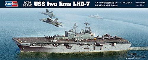 Ships Iwo Jima - Hobby Boss USS Iwo Jima LHD-7 Assault Ship Model Kit