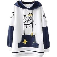 CRB Fashion Womens Teens Animal Anime Cosplay Cartoon Sweatshirt Shirt Hoodie Hoody Top Jumper Sweater