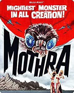 Mothra - SteelBook Edition [Blu-ray]