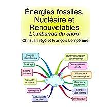 Énergies fossiles, Nucléaire et Renouvelables : L'embarras du choix (French Edition)