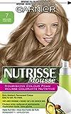 blonde hair dye foam - Garnier  Nutrisse Nourishing Color Foam, Dark Blonde