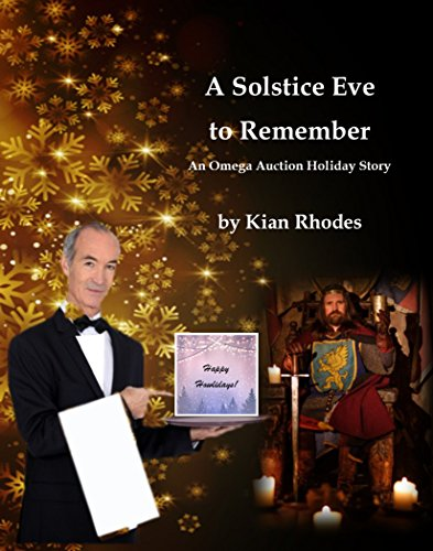 A Solstice Eve to Remember: Omega Auction Short Stories: One (The Omega Auction Chronicles Book 7)