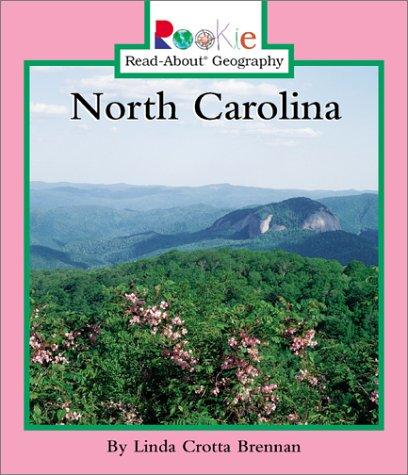 North Carolina (Rookie Read-About Geography) pdf epub