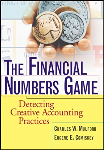 Amazon the financial numbers game detecting creative the financial numbers game detecting creative accounting practices 1st edition kindle edition fandeluxe Gallery