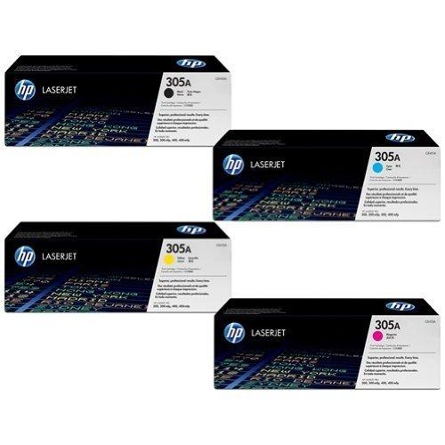 HP Cartridge Magenta, Yellow / CE410A CE411A CE412A Select HP 400, 300
