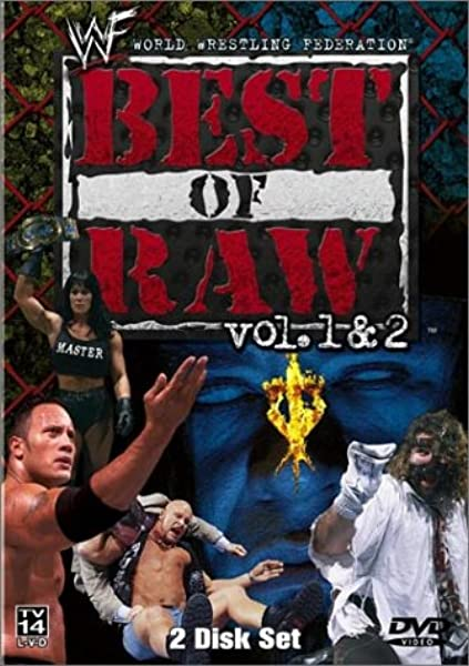 Amazon Com Wwf Best Of Raw Vol 1 2 World Wrestling Entertainment Movies Tv