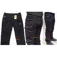 Archercamp milan kumaş siyah taktikal pantolon