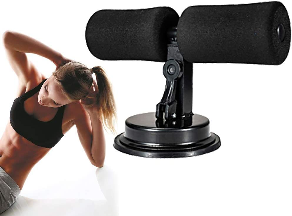 US-CZ-XING Portable Sit-Up Bar Aid-Accessories Multi-Function Self-Suction Situp bar Appliance Household Fitness Equipment