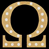 omega psi phi fraternity patches - Omega Psi Phi 2 7/8