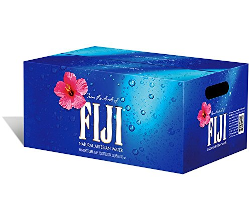 FIJI Natural Artesian Water, 500mL Bottles (Pack of 24 ...