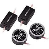 Soundstream TWT.5 1-Inch TWT Series PEI Dome Tweeters