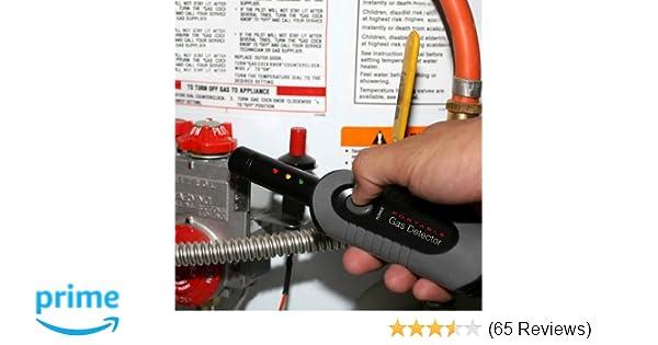 Amazon.com : Portable Gas Detector By TechTools : Propane Detector : Garden & Outdoor