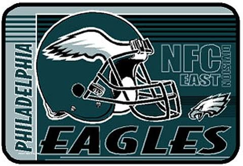 c30604019 Amazon.com : Philadelphia Eagles NFL Floor Mat (20x30) by Wincraft : Sports  Fan Area Rugs : Sports & Outdoors
