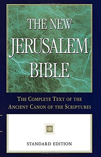 The New Jerusalem Bible: Standard Edition